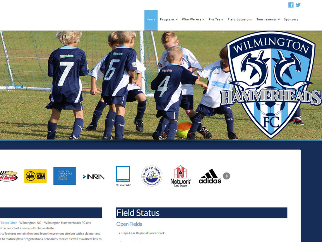 Wilmington Hammerheads Youth FC
